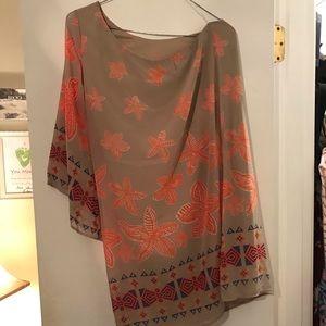 Dresses & Skirts - One shoulder dress size S